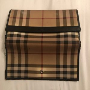 * will take anything for this** Burberry wallet